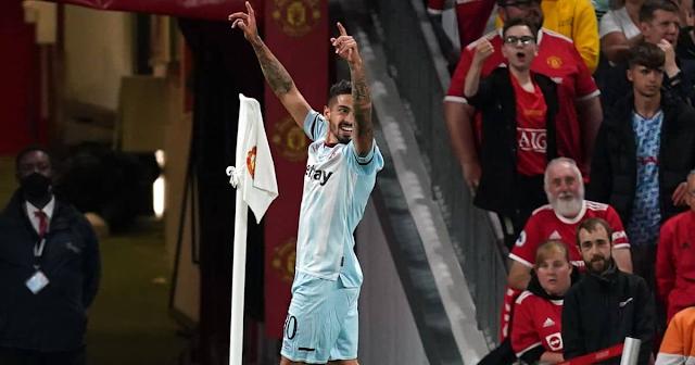 West Ham Singkirkan Manchester United dari Carabao Cup