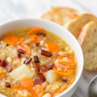 Sauerkraut Soup Recipe (Kapustnyak) Recipe