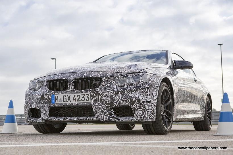 New BMW M3 BMW M4