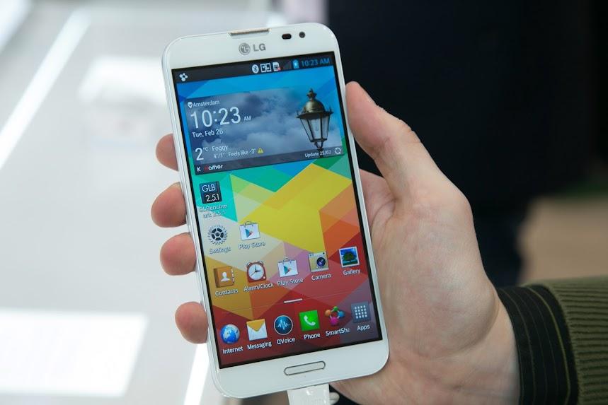 LG Optimus G Pro Spesifikasi Lengkap dan Harga, Smartphone Premium LG