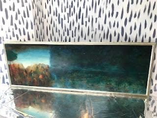 Robert Ferrandini Oil on Panel