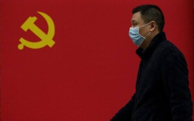 Intelijen AS: Jumlah Kasus dan Korban Jiwa Corona di China Palsu