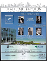 Real Estate Luncheon at The W South Beach