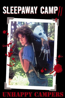 Sleepaway Camp II: Unhappy Campers (1988) BluRay 720p HD Watch Online, Download Full Movie For Free