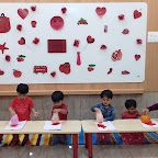 Red Day Celebration by Play Group Section (2018-19), Witty World, Goregaon East