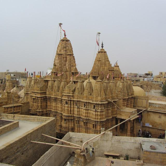 Jain Temple, Jaisalmer Fort