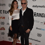 OIC - ENTSIMAGES.COM - Kelly Brook  and Elliot Grove at the Taking Stock Premiere at the Raindance Film Festival  London 4th October 2015  Photo Mobis Photos/OIC 0203 174 1069