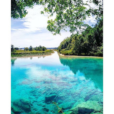 Danau cantik di Indonesia yang anti mainstream