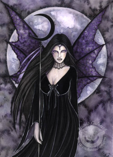 Dark Queen Of The Night, Night Magic