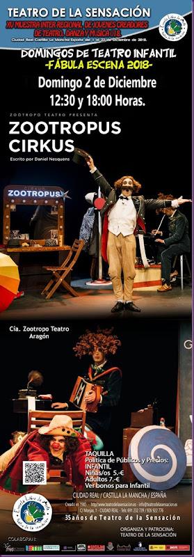 ZOOTROPUS CIRKUS