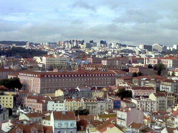 Miradouro da Graca в Лиссабоне