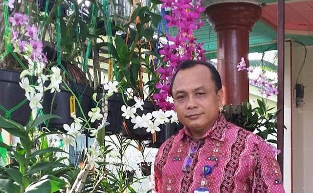 Pencinta Anggrek di Kapuas Berkreasi via Virtual Fotografi
