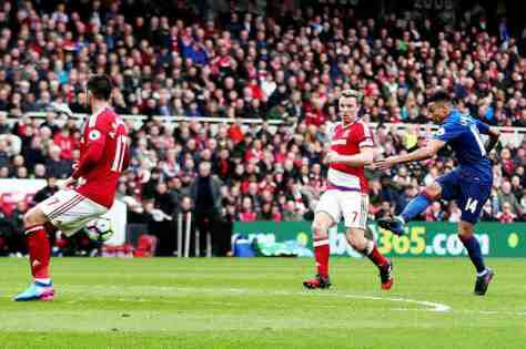 Middlesbrough vs Manchester United Match Highlight