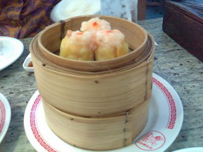 มื้อเย็นที่ Hong Min Chinese Restaurant  คาร์ฟูร์ พระราม4