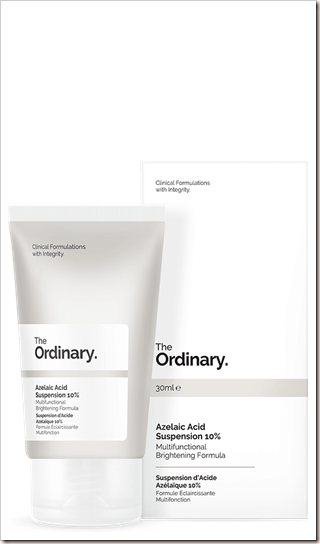The Ordinary - Azelaic Acid Suspension