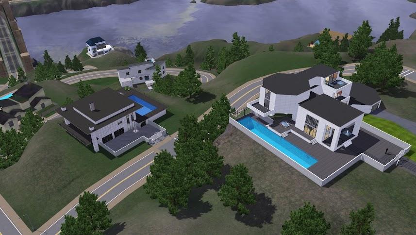 Симс 3 как построить подвал в доме с фундаментом - 3306