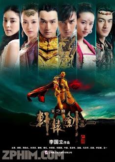 Hiên Viên Kiếm - Xuan Yuan Sword: Scar of Sky (2012) Poster