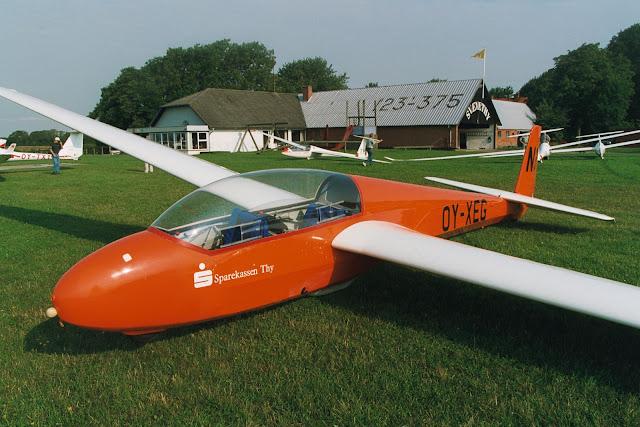 ASK 13 / Tosædet skolefly
