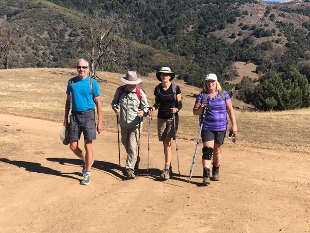 Jojoba hikers