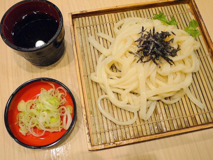 Zaru Udon