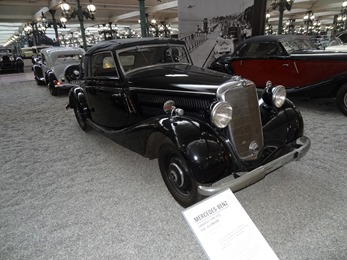 2017.08.24-149 Mercedes-Benz Cabriolet Type 170V 1938
