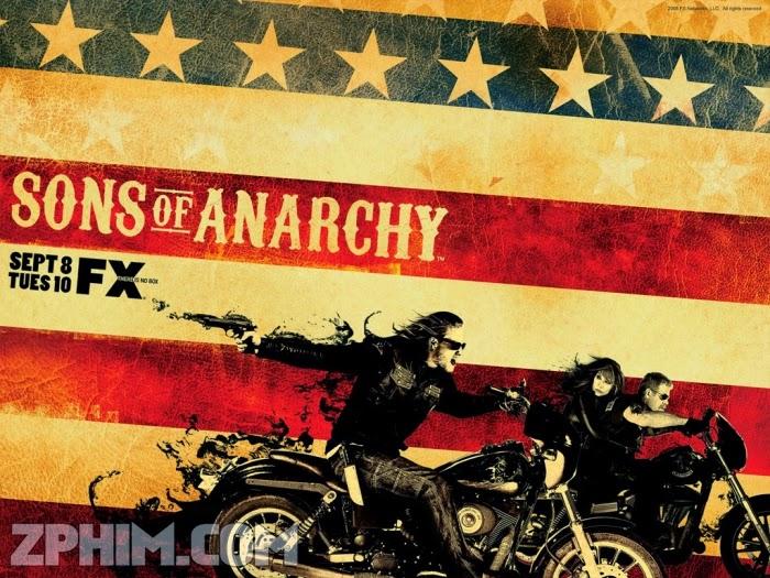 Ảnh trong phim Giang Hồ Đẫm Máu 2 - Sons of Anarchy Season 2 1