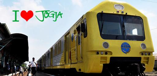 Jogja-Solo NgePrameks dari Stasiun Tugu ke Stasiun Balapan