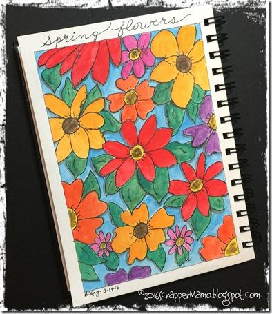 Gratitude52 Prompt 11 Spring Flowers