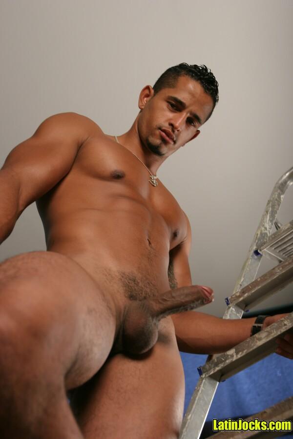image of a  black skin dick