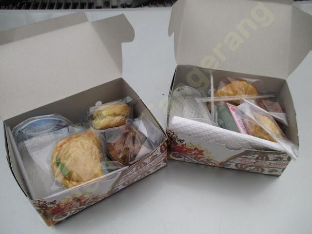 Snack Box Talaga Bestari
