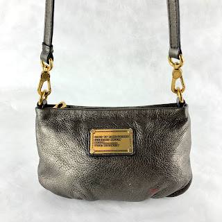 *SALE*  Marc by Marc Jacobs Metallic Crossbody