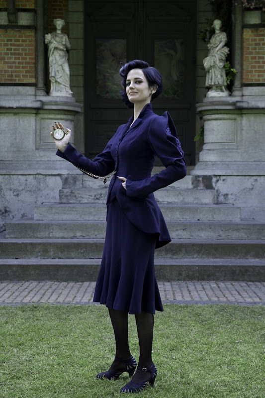 eva green in the title role - MISS PEREGRINE'S HOME FOR PECULIAR CHILDREN