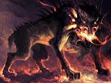 Demonic Dog