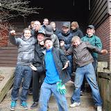 2011-03-18 NL DOET (Stenen Trappen en Bos Schoonmaken)