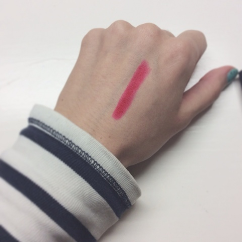 "NARS Velvet Matte Lip Pencil ""Dragon girl"""