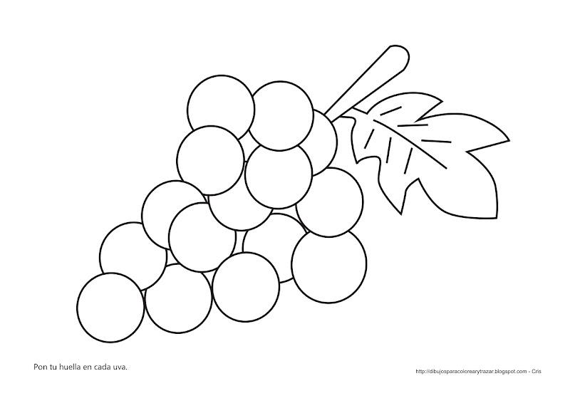 Dibujos De Comunion Para Imprimir Y Colorear: Imagenes De Caliz Y Uvas Para Colorear