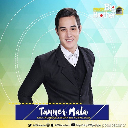 PBB Lucky Season 7 - Tanner Mata