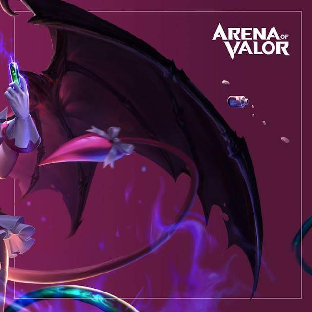 Arena of Valor'dan Üst Üste Tanıtımlar
