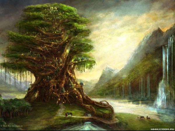 Horror Landscape Of Sorrow, Magical Landscapes 6