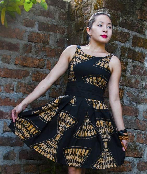 Tanzania Kitenge Dresses For 2017 2018