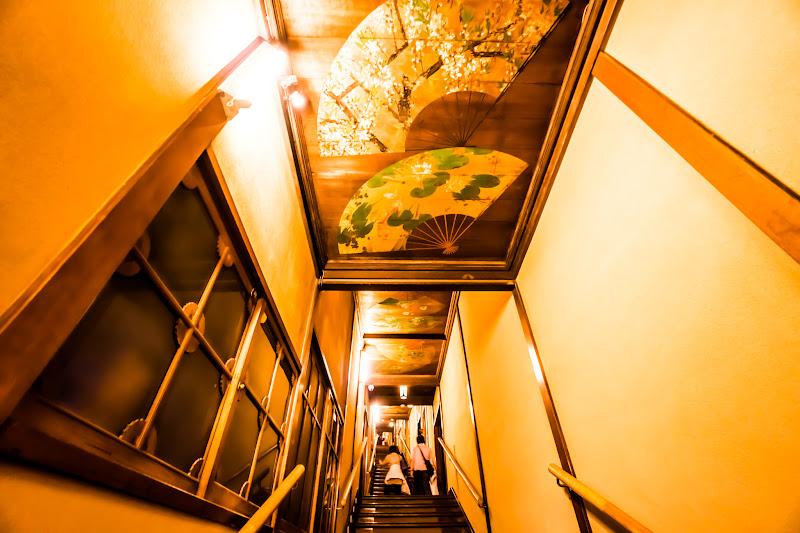目黒雅叙園 百段階段 写真