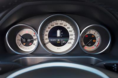 Mercedes E 200 NGD W 212 CNG