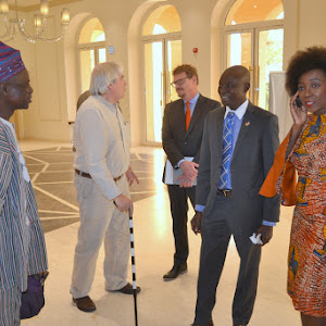 Trade Mission Chad day 1
