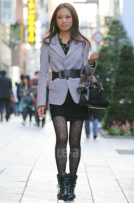 Yuuri is a japanese Hair girl, Street Fashion Tokyo model:girl,dress for girls,Japanese girl,fashion girl,models
