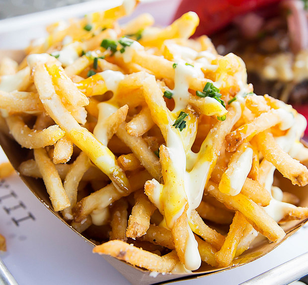 photo of Parmesan Truffle Fries