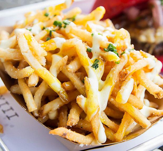 photo of Parmesan Truffle Fries
