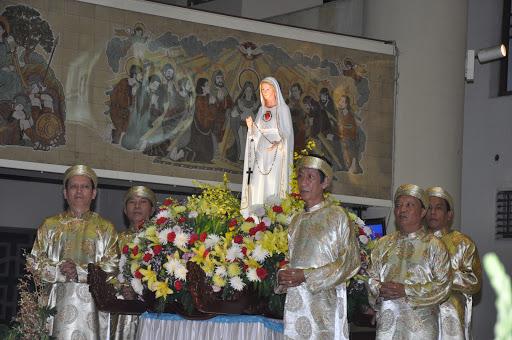 Video: Giảng lễ Đức Mẹ Fatima 13.5.2016