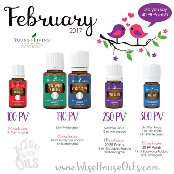 February 2017 Young Living Promo WHO