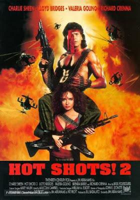 Hot Shots! Part Deux ฮ็อตช็อต 2 เสืออากาศจิตป่วน ตอน นักรบแรมเบอะสมองเลอะ