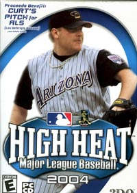 High Heat Major League Baseball 2004 - Review By Jimmy Vails